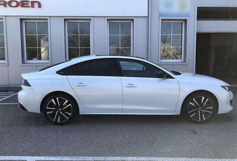 Photo 7 de l'offre de PEUGEOT 508 HYBRID 225CH GT E-EAT8 10CV à 43500€ chez YM Automobiles