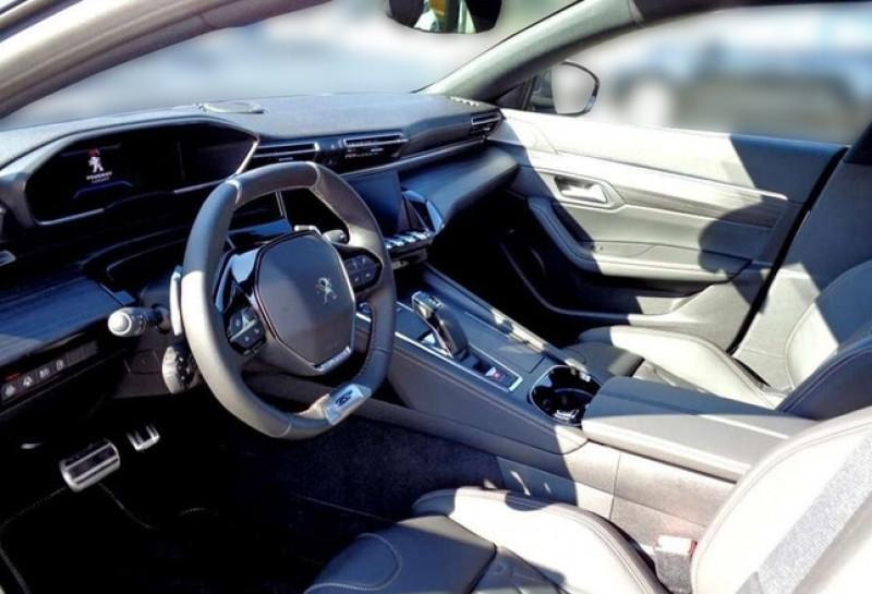 Photo 9 de l'offre de PEUGEOT 508 HYBRID 225CH GT E-EAT8 10CV à 43500€ chez YM Automobiles