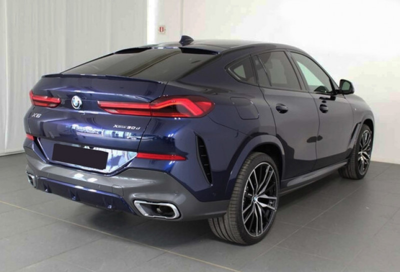 Photo 4 de l'offre de BMW X6 (G06) XDRIVE 30DA 265CH M SPORT à 105000€ chez YM Automobiles