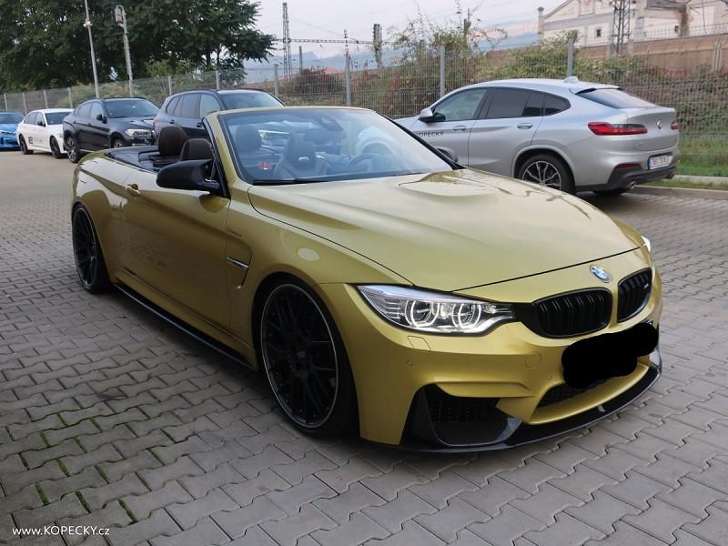 Photo 18 de l'offre de BMW M4 CABRIOLET (F83) M4 431CH DKG à 50000€ chez YM Automobiles