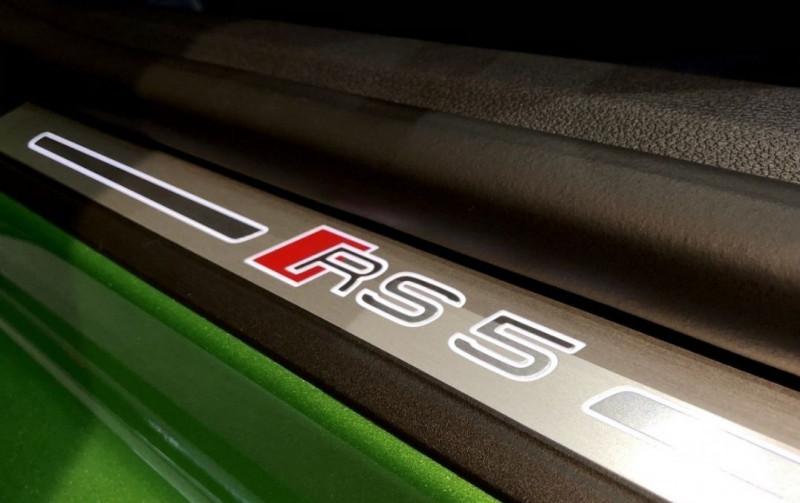 Photo 11 de l'offre de AUDI RS5 SPORTBACK 2.9 V6 TFSI 450CH QUATTRO TIPTRONIC 8 à 105000€ chez YM Automobiles