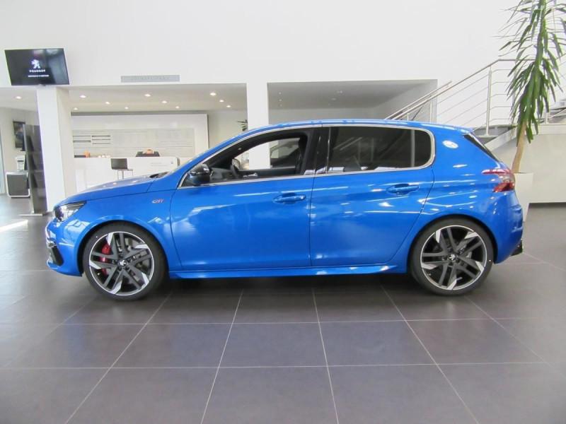 Photo 5 de l'offre de PEUGEOT 308 1.6 PURETECH 263CH S&S GTI à 33000€ chez YM Automobiles