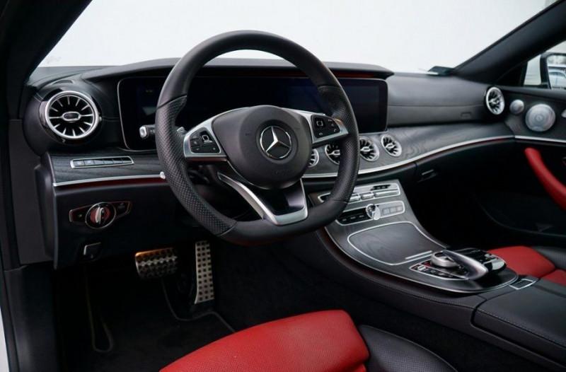 Photo 8 de l'offre de MERCEDES-BENZ CLASSE E COUPE (C238) 200 184CH FASCINATION 9G-TRONIC EURO6D-T à 46000€ chez YM Automobiles