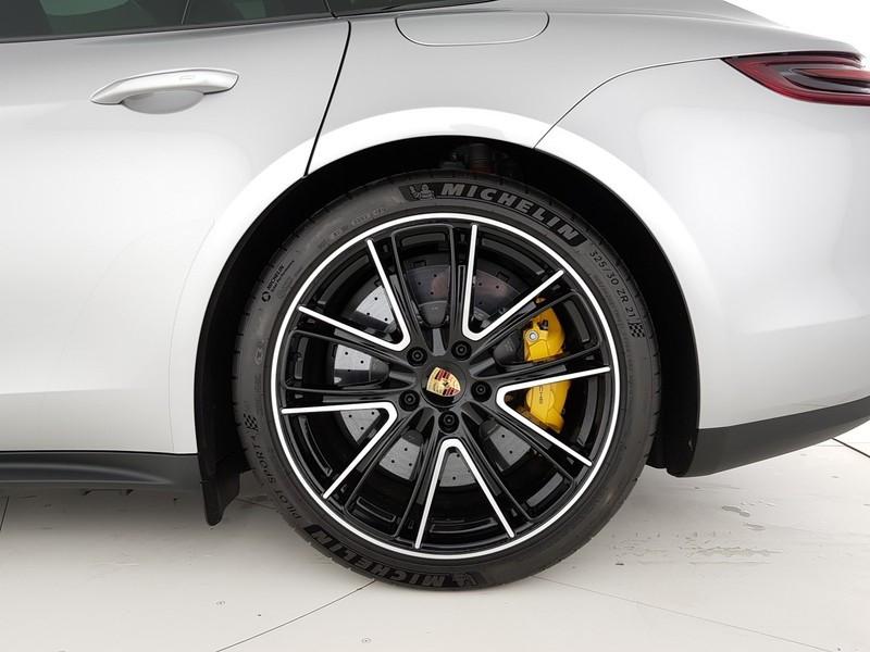 Photo 8 de l'offre de PORSCHE PANAMERA SPT TURISMO 4.0 V8 680CH TURBO S E-HYBRID EURO6D-T à 190000€ chez YM Automobiles