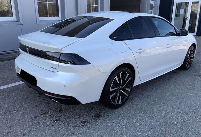 Photo 6 de l'offre de PEUGEOT 508 HYBRID 225CH GT E-EAT8 10CV à 43500€ chez YM Automobiles