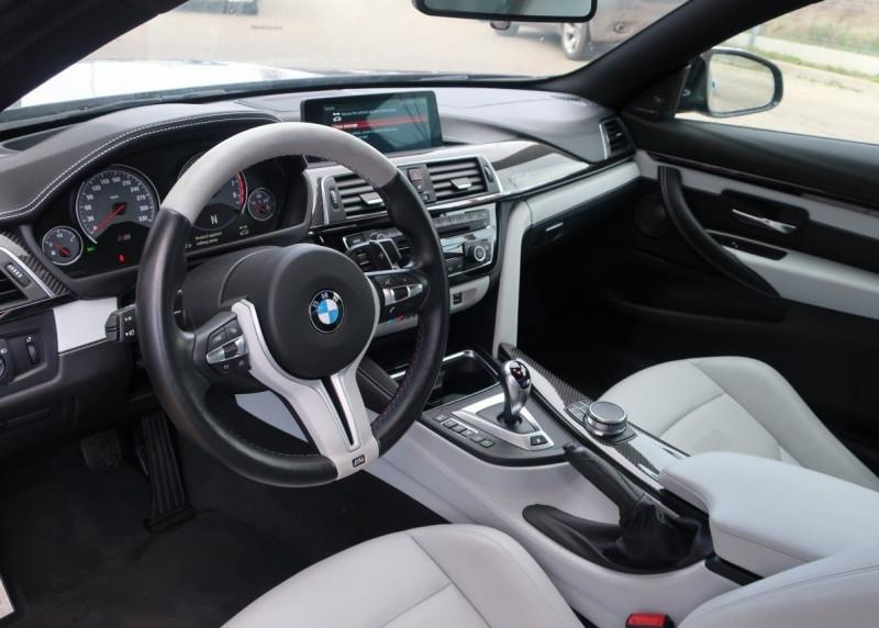 Photo 4 de l'offre de BMW M4 COUPE (F82) M4 431CH DKG à 70000€ chez YM Automobiles