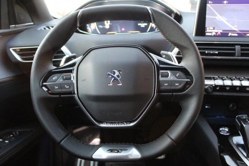 Photo 13 de l'offre de PEUGEOT 5008 1.6 PURETECH 180CH S&S GT EAT8 à 41000€ chez YM Automobiles