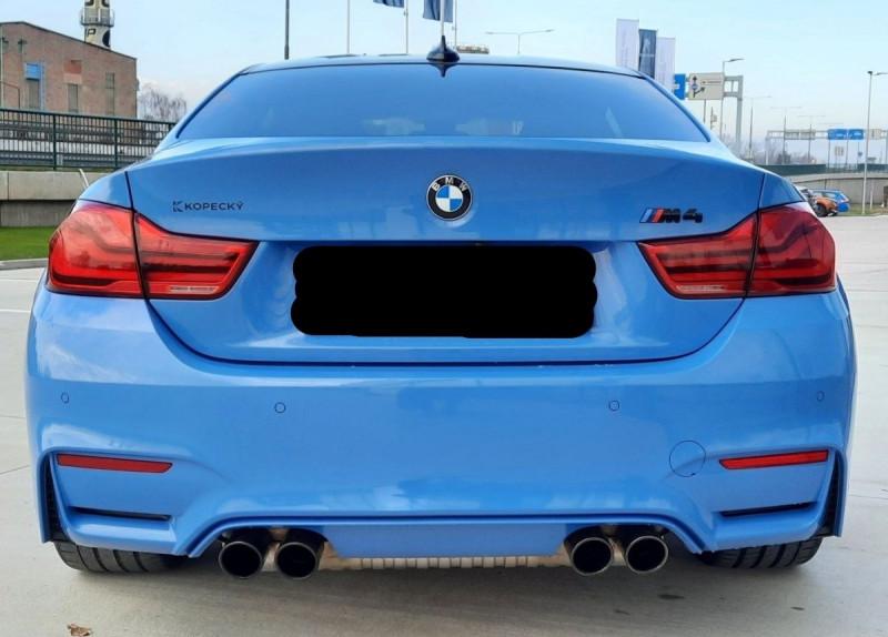 Photo 5 de l'offre de BMW M4 COUPE (F82) 3.0 450CH PACK COMPETITION DKG à 65000€ chez YM Automobiles