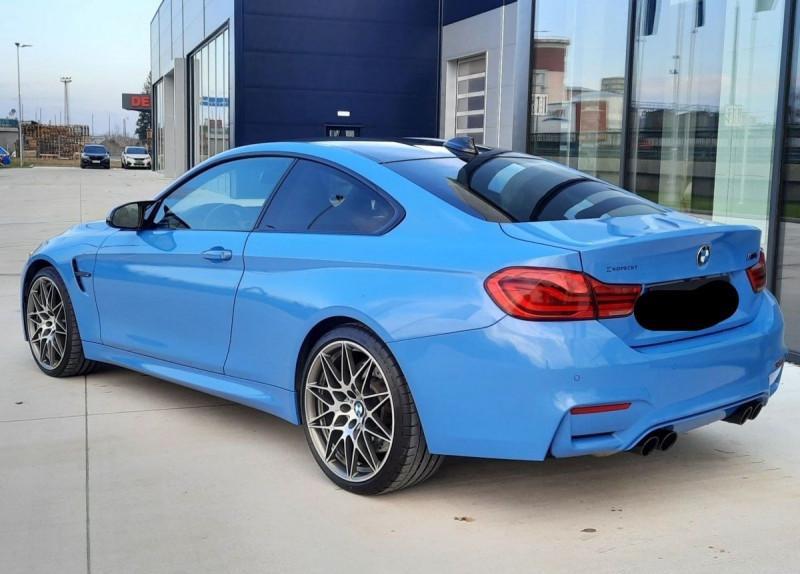 Photo 4 de l'offre de BMW M4 COUPE (F82) 3.0 450CH PACK COMPETITION DKG à 65000€ chez YM Automobiles