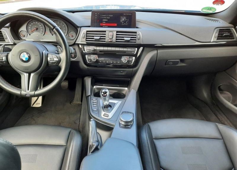 Photo 7 de l'offre de BMW M4 COUPE (F82) 3.0 450CH PACK COMPETITION DKG à 65000€ chez YM Automobiles
