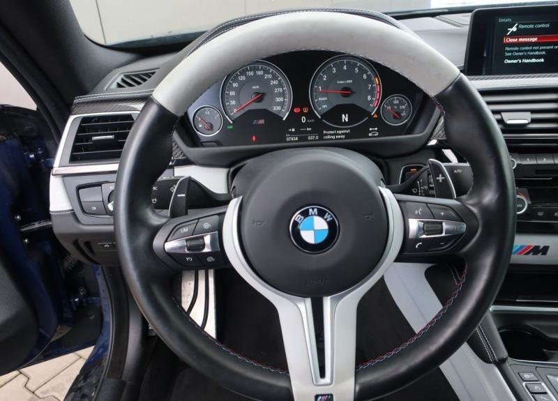 Photo 10 de l'offre de BMW M4 COUPE (F82) M4 431CH DKG à 70000€ chez YM Automobiles