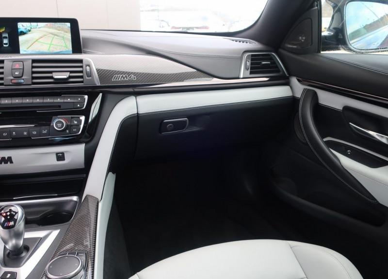 Photo 6 de l'offre de BMW M4 COUPE (F82) M4 431CH DKG à 70000€ chez YM Automobiles