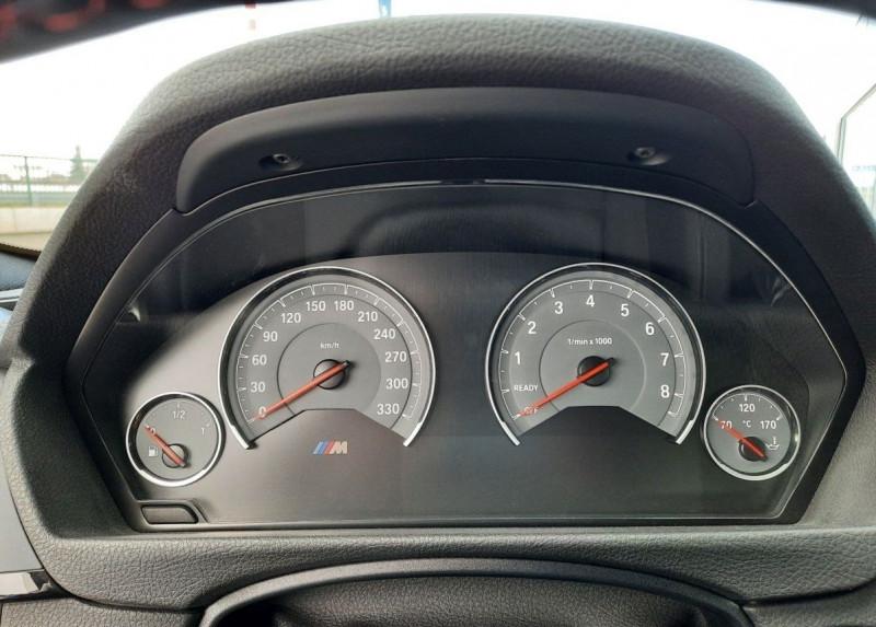Photo 14 de l'offre de BMW M4 COUPE (F82) 3.0 450CH PACK COMPETITION DKG à 65000€ chez YM Automobiles