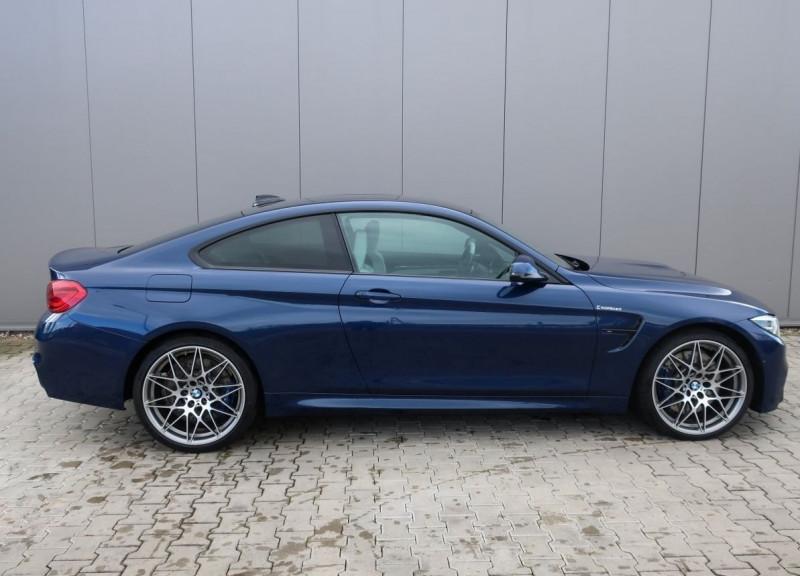 Photo 2 de l'offre de BMW M4 COUPE (F82) M4 431CH DKG à 70000€ chez YM Automobiles
