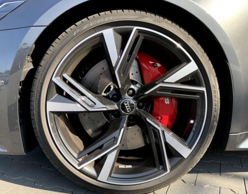 Photo 13 de l'offre de AUDI RS6 AVANT 4.0 V8 TFSI 600CH QUATTRO TIPTRONIC à 152000€ chez YM Automobiles
