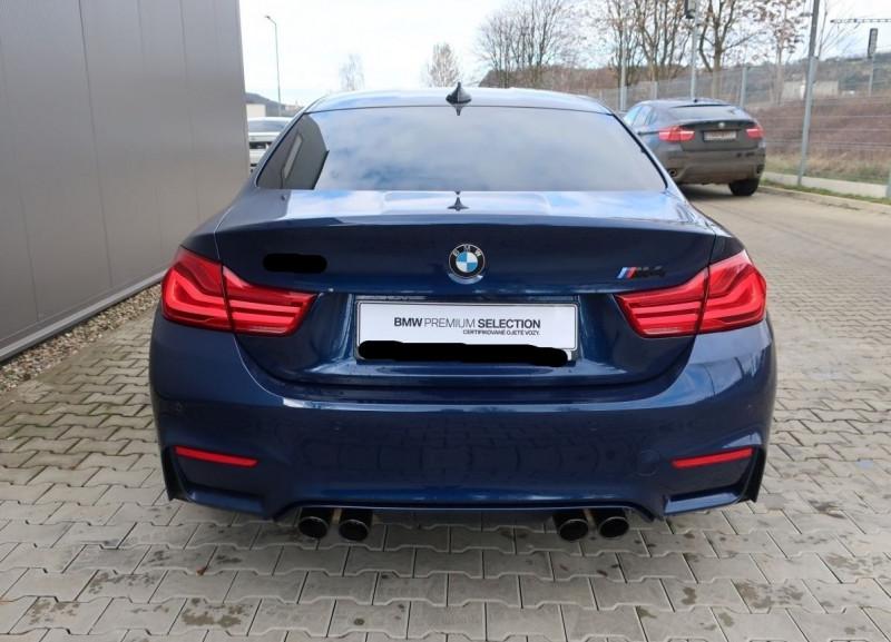 Photo 14 de l'offre de BMW M4 COUPE (F82) M4 431CH DKG à 70000€ chez YM Automobiles