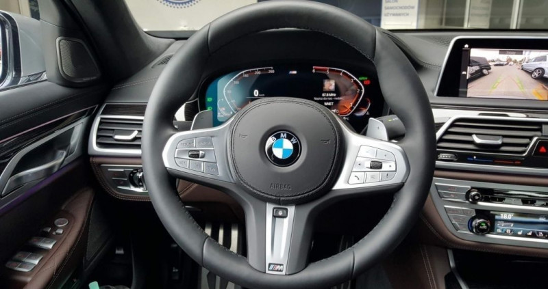 Photo 12 de l'offre de BMW SERIE 7 (G11/G12) 730LDA XDRIVE 265CH M SPORT à 85000€ chez YM Automobiles