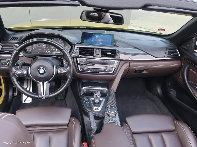 Photo 5 de l'offre de BMW M4 CABRIOLET (F83) M4 431CH DKG à 50000€ chez YM Automobiles