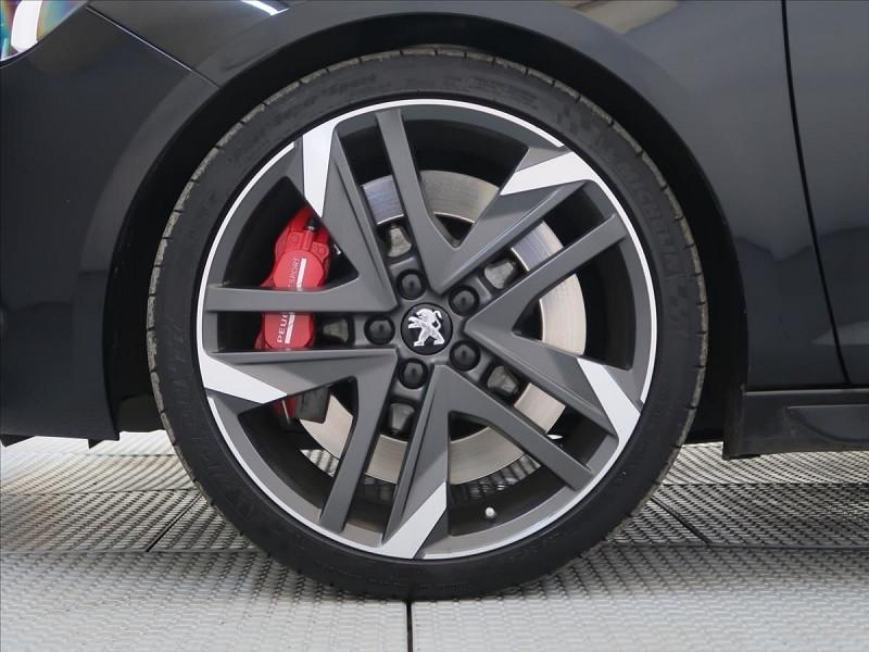 Photo 9 de l'offre de PEUGEOT 308 1.6 PURETECH 263CH E6.2 EVAP S&S GTI à 32000€ chez YM Automobiles