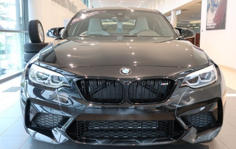 Photo 19 de l'offre de BMW M2 COUPE (F87) 3.0 410CH COMPETITION M DKG 29CV à 97000€ chez YM Automobiles