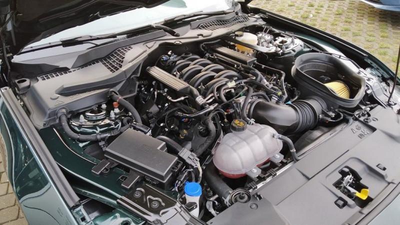 Photo 8 de l'offre de FORD MUSTANG FASTBACK 5.0 V8 460CH BULLITT à 81500€ chez YM Automobiles