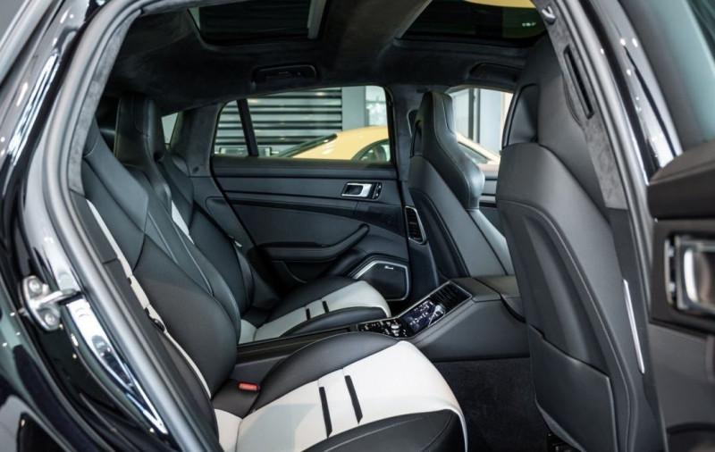 Photo 13 de l'offre de PORSCHE PANAMERA 4.0 V8 550CH TURBO EURO6D-T à 208000€ chez YM Automobiles