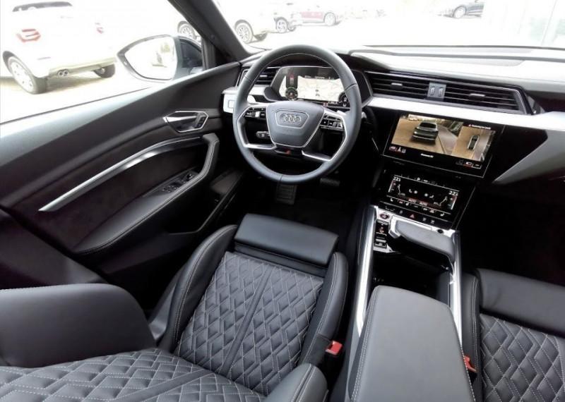 Photo 17 de l'offre de AUDI E-TRON S SPORTBACK 503CH E-QUATTRO SPORT à 105000€ chez YM Automobiles