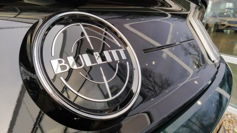 Photo 4 de l'offre de FORD MUSTANG FASTBACK 5.0 V8 460CH BULLITT à 81500€ chez YM Automobiles