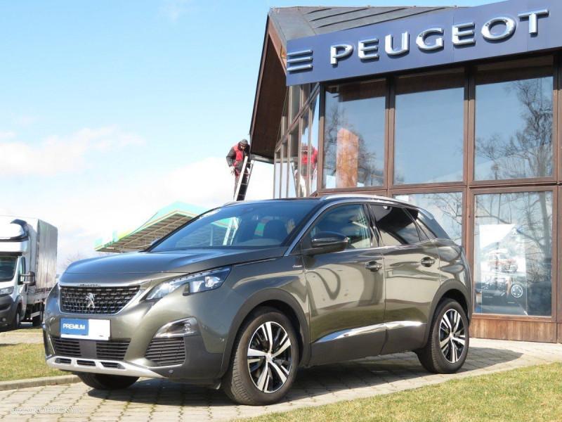 Peugeot 3008 2.0 BLUEHDI 180CH S&S GT LINE EAT8 Diesel GRIS Occasion à vendre
