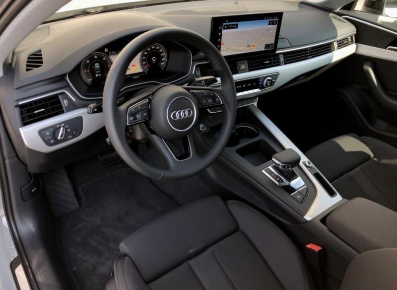 Photo 8 de l'offre de AUDI A4 30 TDI 136CH S LINE S TRONIC 7 à 35000€ chez YM Automobiles