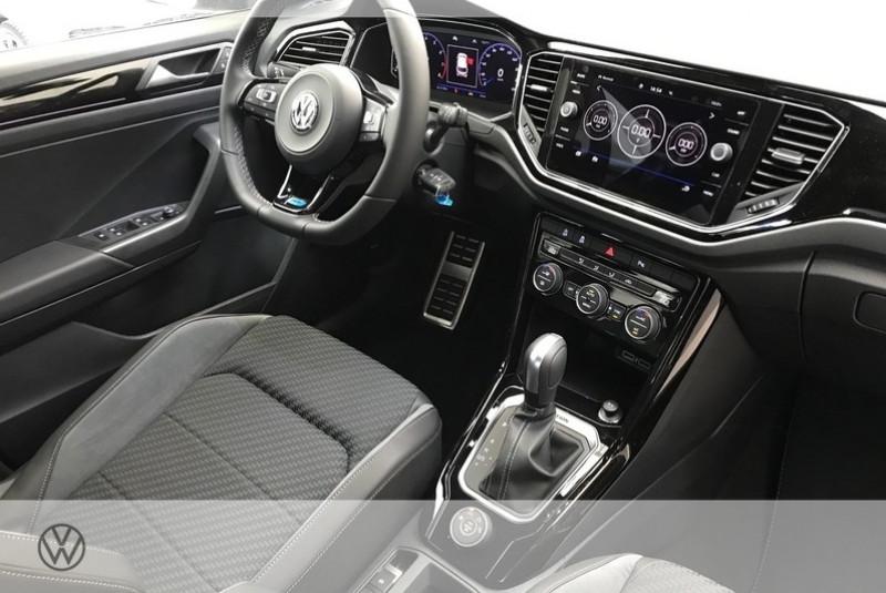 Photo 6 de l'offre de VOLKSWAGEN T-ROC 2.0 TSI 300CH R 4MOTION DSG7 EURO6D-T à 47465€ chez YM Automobiles