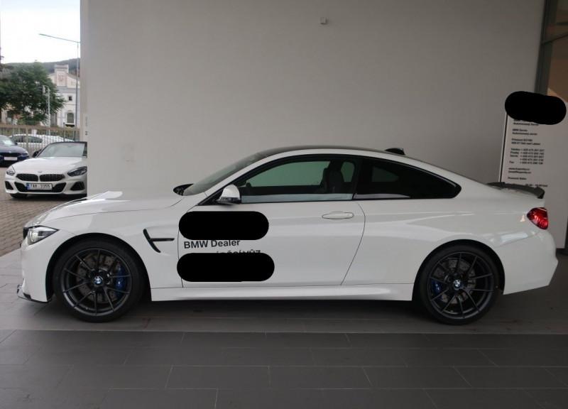 Photo 4 de l'offre de BMW M4 COUPE (F82) 3.0 460CH CS DKG à 83000€ chez YM Automobiles