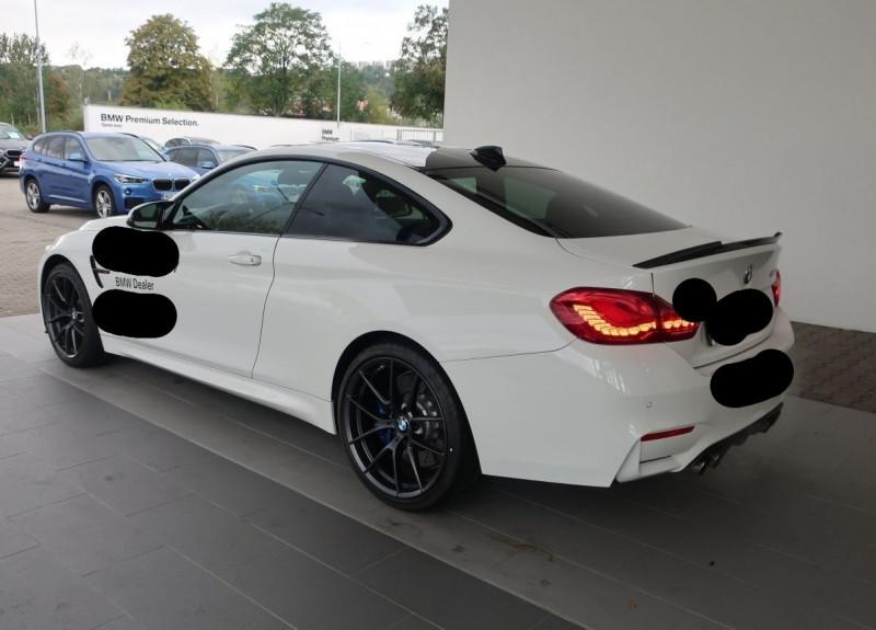 Photo 5 de l'offre de BMW M4 COUPE (F82) 3.0 460CH CS DKG à 83000€ chez YM Automobiles