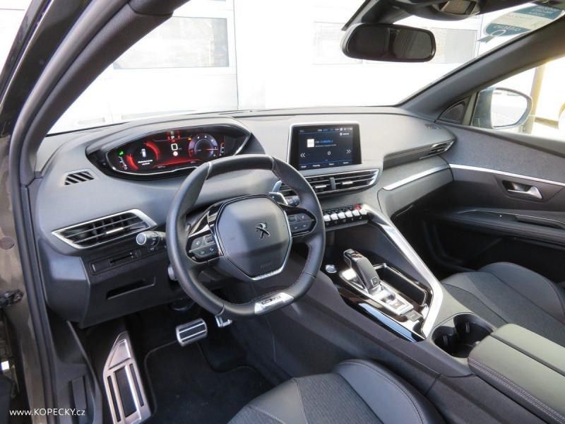 Photo 13 de l'offre de PEUGEOT 3008 2.0 BLUEHDI 180CH S&S GT LINE EAT8 à 29830€ chez YM Automobiles