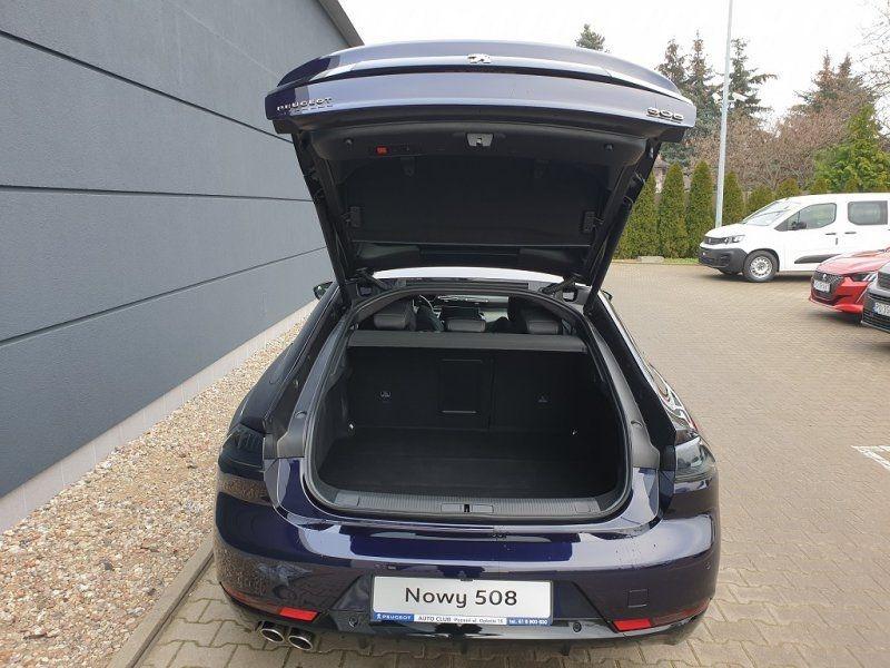 Photo 6 de l'offre de PEUGEOT 508 BLUEHDI 160CH S&S GT LINE EAT8 9CV à 40000€ chez YM Automobiles
