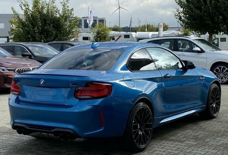 Photo 5 de l'offre de BMW M2 COUPE (F87) 3.0 410CH COMPETITION M DKG 29CV à 85500€ chez YM Automobiles