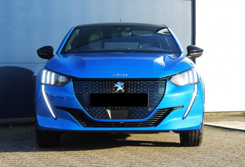 Photo 2 de l'offre de PEUGEOT 208 E-208 136CH GT à 33000€ chez YM Automobiles