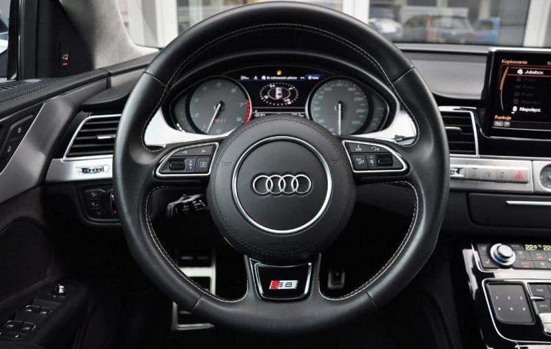 Photo 20 de l'offre de AUDI S8 4.0 V8 TFSI 605CH PLUS QUATTRO TIPTRONIC à 70500€ chez YM Automobiles