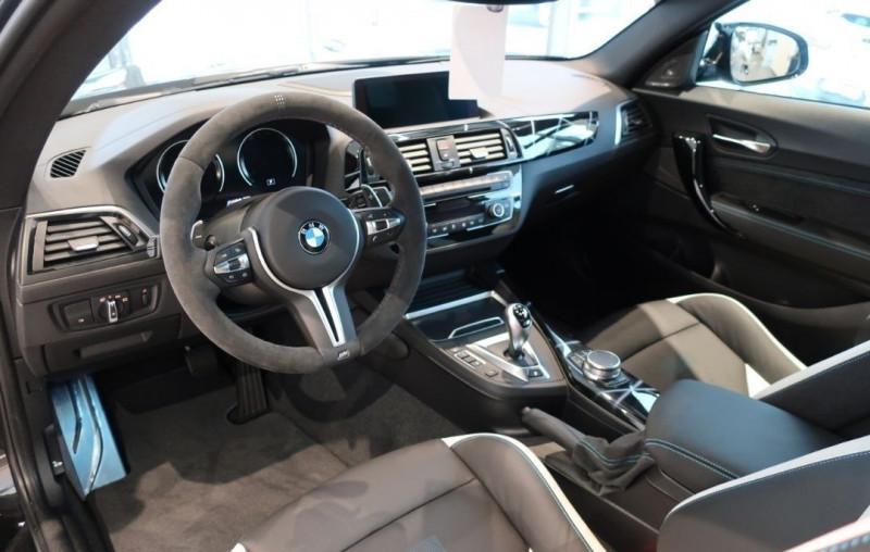 Photo 5 de l'offre de BMW M2 COUPE (F87) 3.0 410CH COMPETITION M DKG 29CV à 97000€ chez YM Automobiles