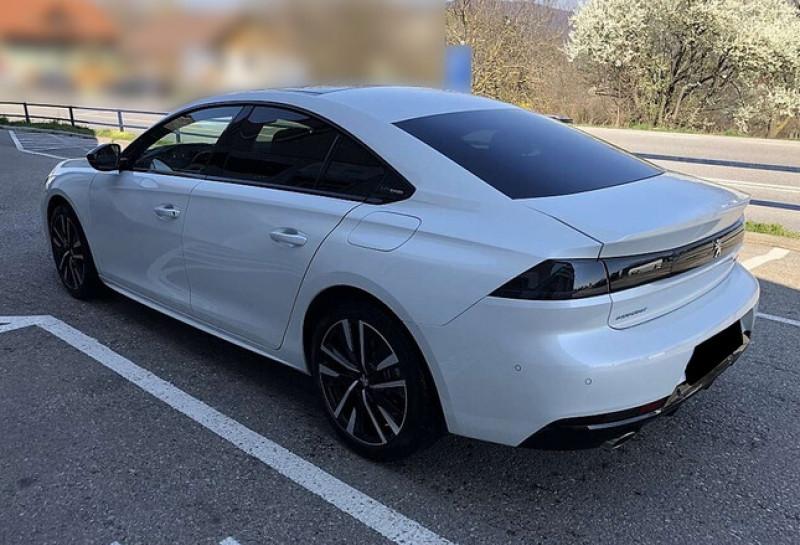 Photo 4 de l'offre de PEUGEOT 508 HYBRID 225CH GT E-EAT8 10CV à 43500€ chez YM Automobiles