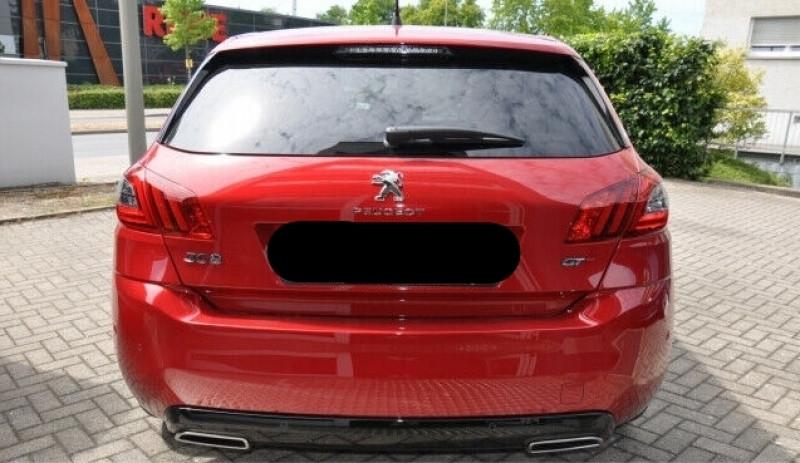 Photo 4 de l'offre de PEUGEOT 308 1.6 PURETECH 225CH S&S GT EAT8 à 26500€ chez YM Automobiles