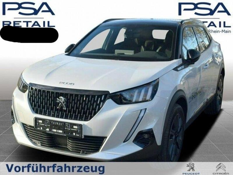 Peugeot 2008 1.2 PURETECH 155CH S&S GT EAT8 Essence BLANC Occasion à vendre