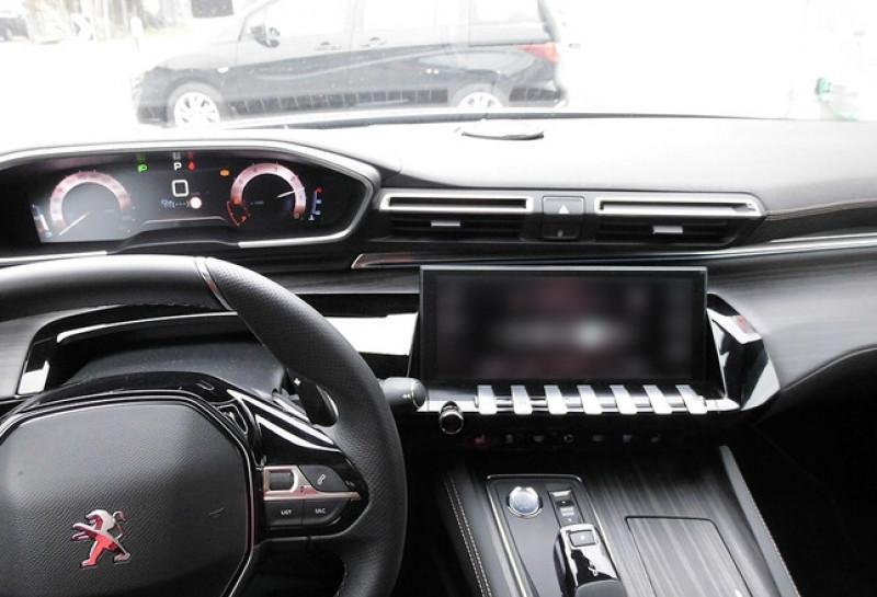 Photo 8 de l'offre de PEUGEOT 508 PURETECH 225CH S&S GT EAT8 13CV à 47000€ chez YM Automobiles