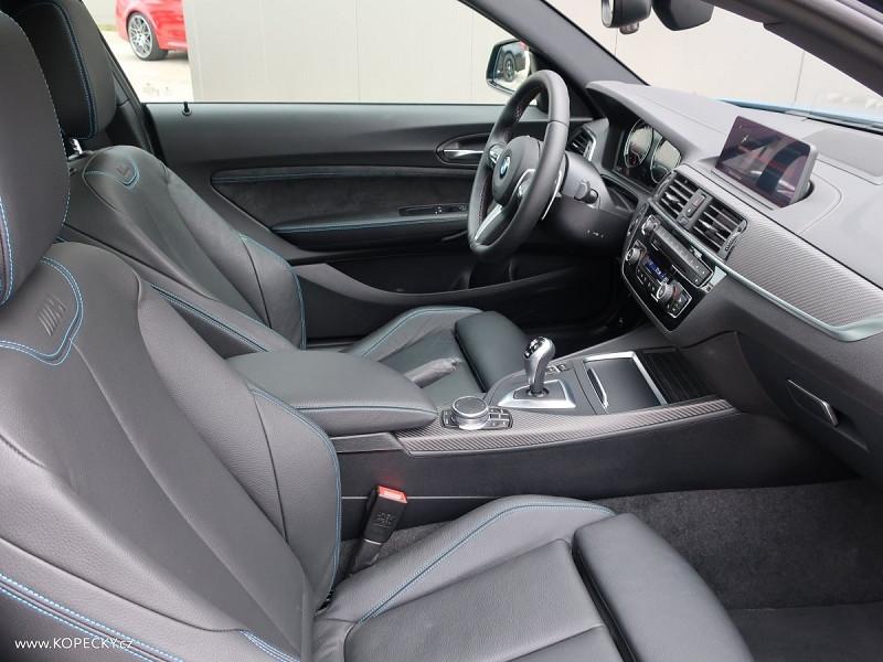 Photo 7 de l'offre de BMW M2 COUPE (F87) M2 370CH M DKG à 55000€ chez YM Automobiles
