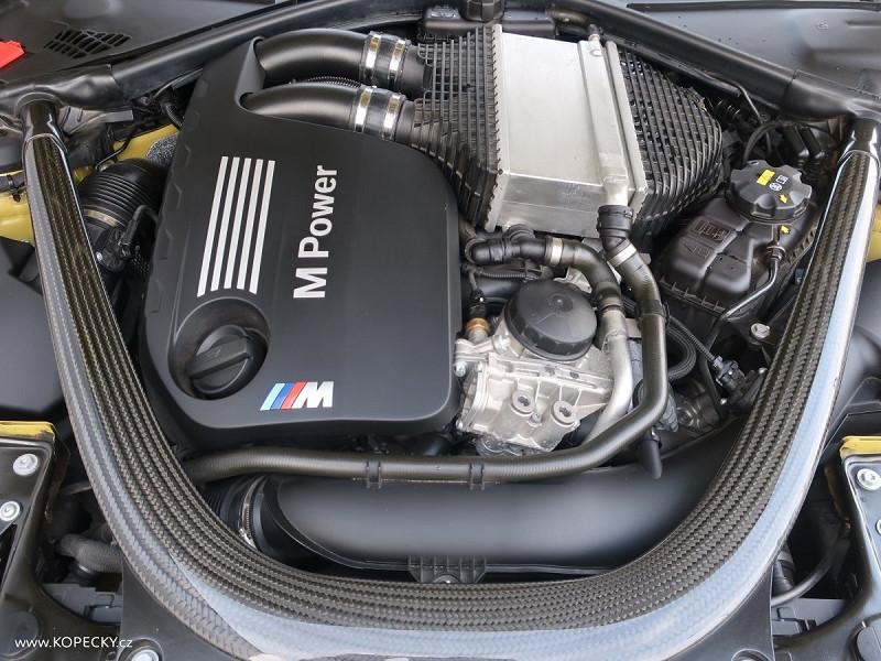 Photo 20 de l'offre de BMW M4 CABRIOLET (F83) M4 431CH DKG à 50000€ chez YM Automobiles