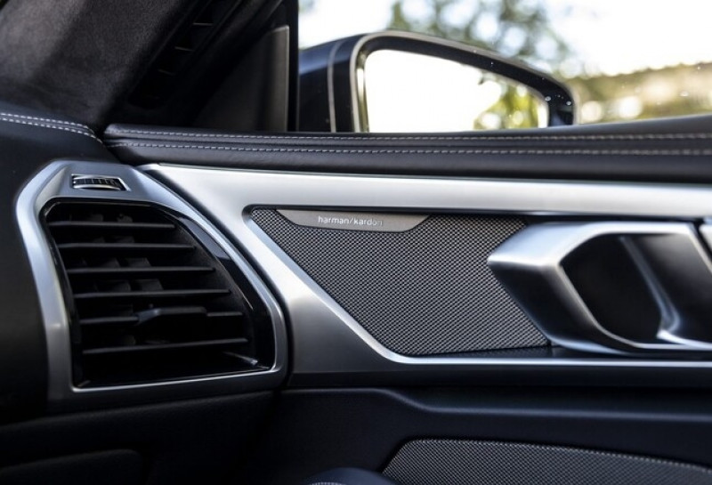 Photo 11 de l'offre de BMW SERIE 8 (G15) 840IA 340CH XDRIVE M SPORT 22CV à 115000€ chez YM Automobiles