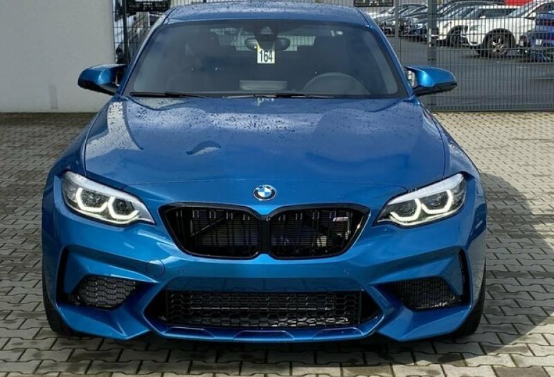 Photo 2 de l'offre de BMW M2 COUPE (F87) 3.0 410CH COMPETITION M DKG 29CV à 85500€ chez YM Automobiles