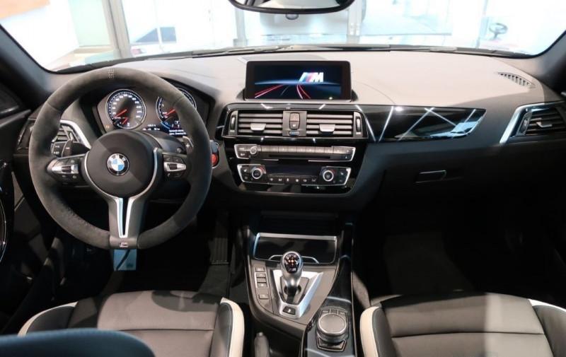 Photo 11 de l'offre de BMW M2 COUPE (F87) 3.0 410CH COMPETITION M DKG 29CV à 97000€ chez YM Automobiles