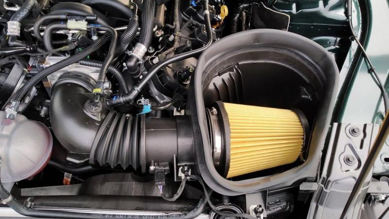 Photo 9 de l'offre de FORD MUSTANG FASTBACK 5.0 V8 460CH BULLITT à 81500€ chez YM Automobiles