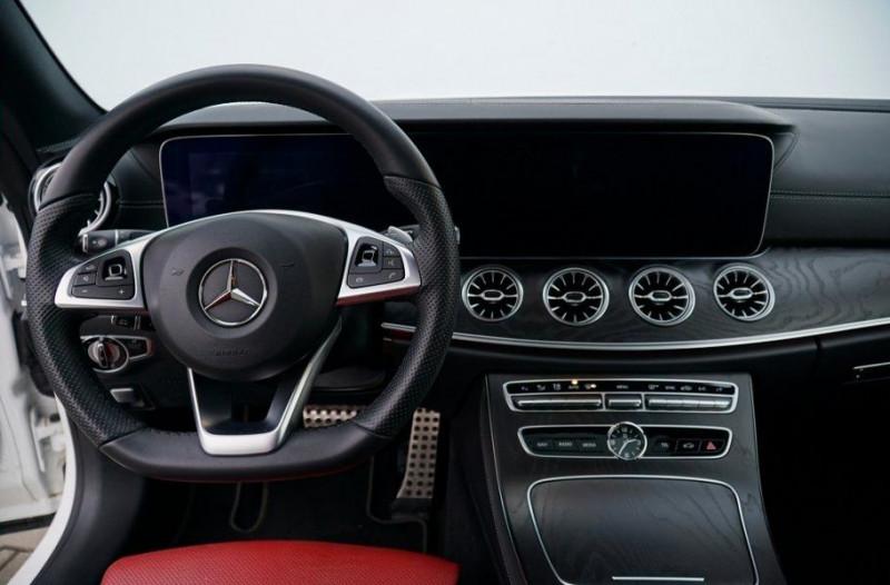 Photo 9 de l'offre de MERCEDES-BENZ CLASSE E COUPE (C238) 200 184CH FASCINATION 9G-TRONIC EURO6D-T à 46000€ chez YM Automobiles